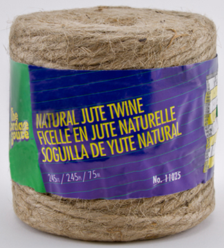 11025 Twine 245ft Natural Jute