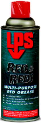 05816 11 Oz Red Redi Multi Purpose Grease