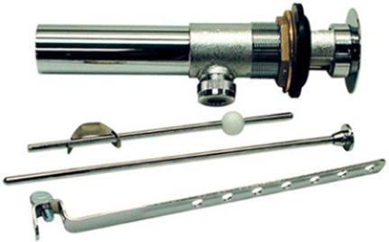 86780 Assembly Brass Pop-up Chrome