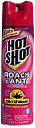 HG96301/14460 HOT SHOT ANT N ROACH FRSH 17.5OZ