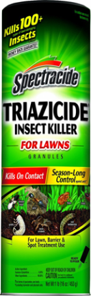 HG53941 TRIAZICD INSECT  KILLER GRANULES  1LB