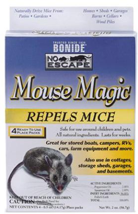 865 Mouse Magic 4pk