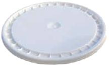 53000 3.5   5 GAL WHITE SNAP ONLID