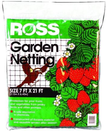 15544 ROSS GARDEN NET 7 X21