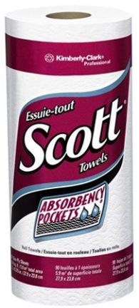 41482(01482) TOWELS 2-PLY20 ROLLSX128 SHEETS