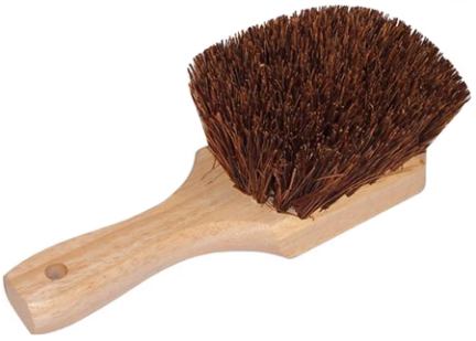 11650/5005 BRUSH 2IN WOOD UTILITY SCRUB