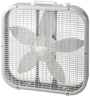 Cz200a 20  3sp Compact Box Fan