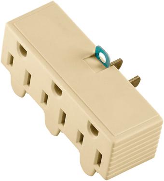 1219v-box Tap Triple Outlet