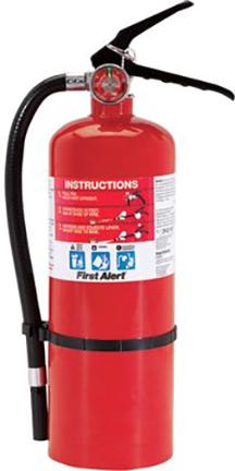 PRO5(FE3A40GR-2) FIRE EXTINGUISHER 5 LB HEAVY