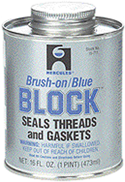 15707 8OZ BLOCK BLUE PIPEJOINT COMPOUND
