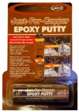 JFC070 EPOXY PUTTY COPPER/BRONZE 2OZ