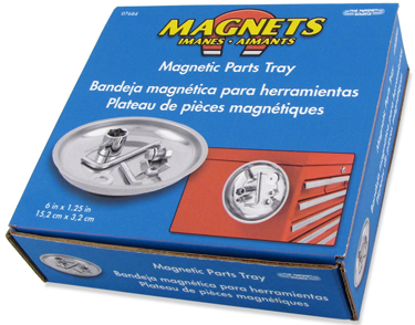 07684 MAGNETIC TRAY PARTS 6 IN ROUND