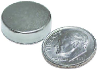 07046 Neodymium Super Magnets .47 Diax.11 Thk