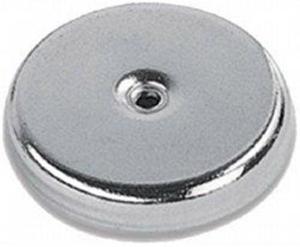 7217 2.04 Diameter Round Basemagnet  25lbpu