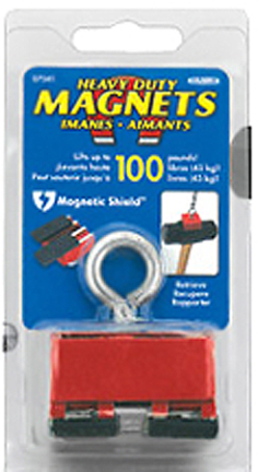 7542 150lb Pull  Retrieving Magnet