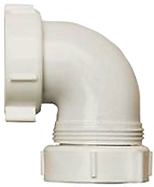 Pp66-10w Outlet Elbow Thrd 1-1/2 Ips