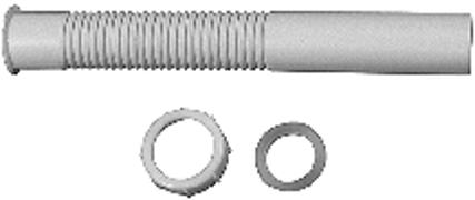 51068 TAILPIECE FLEX 1-1/2 X 12 WH