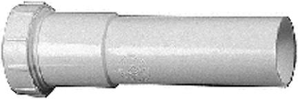 94029 EXT TUBE S/J 1-1/2 X 6 WH