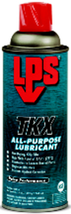 02016 11OZ TKX ALL PURPOSE LUBRICANT