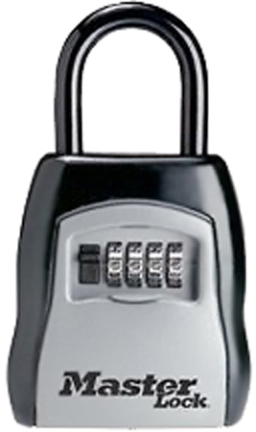 5400d Lock Box Portable Key Safe