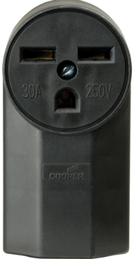 1232 RECEPTACLE 30A250V SURFACE