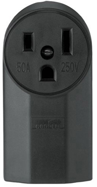 1252 RECEPTACLE 50A 250V 6-50R