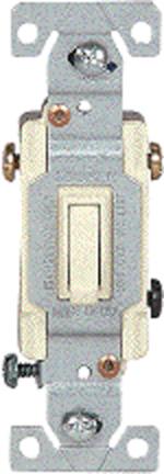 1303B-BOX QUIET 3WAY SWITCH BRN