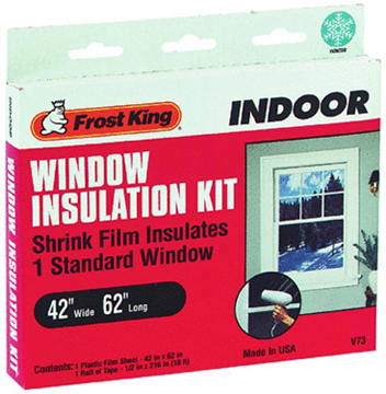 V73/3H WINDOW 42X62 SHRINK FIT KIT 3PK