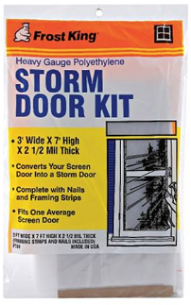P784h Door 3x7 Poly Storm Kit Products The Bostwick