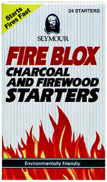 98001PP FIRE STARTER BBQ CHARCOAL