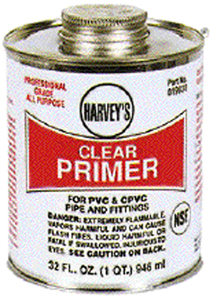019020-12 ALL-PURP PRIMER16OZ CLEAR