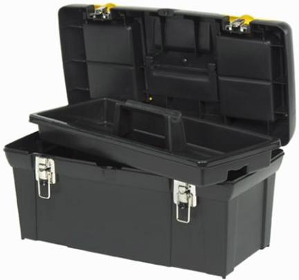 024013S 24  SERIES 2000 TOOLBOX W/ TRAY(024013R)