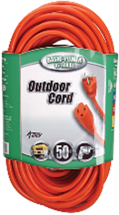 2304sw8803 Outdoor Ext Cord 16/3 Sjtw 10 Ft Or