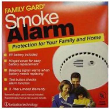 FG200B SMOKE ALARM FAMILYGARD
