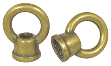 7025600 1 DX1/8 IP ANT BRASS FEMALE LOOPS