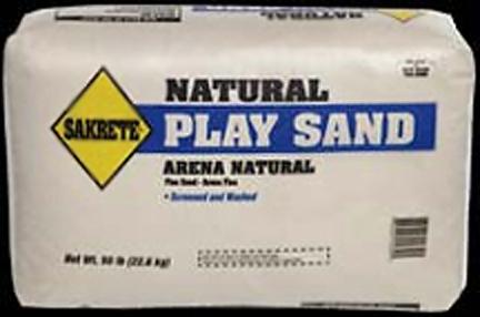 361.50.SK SAND 50 LB NATURAL PLAY