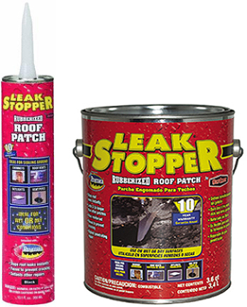 0319GA LEAK STOPPER 11OZ ROOF TUBE