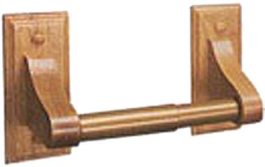 561209 Oak Toilet Paper  Holder Daltn(brfd 53444