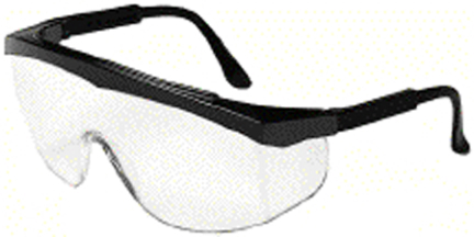 SS110 CREWS SAFETY GLASSES
