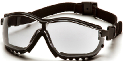 GB1810ST V2G-CLEAR SAFETYGOGGLE