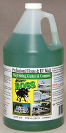 23MBHWR4 CLEANER GAL GREEN MIGHTY BOSS