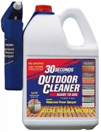 1.3G30S MPS CLEANER 30 SECONDS 1.3 GAL
