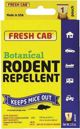 Fcsf8 Repellent Fresh Cab Rodent