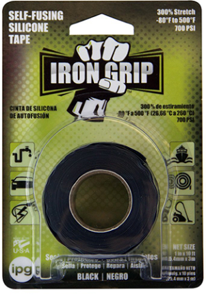 99694 TAPE SILICONE 1 IN X 10 FT BK