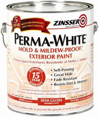 3131 PERMA-WHT SEMI-GLS  GAL