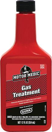M2312 Gas Treatment 12 Oz Gunk