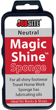 54028 MAGIC SHINE SPONGE 1.6 OZ NEUTRAL