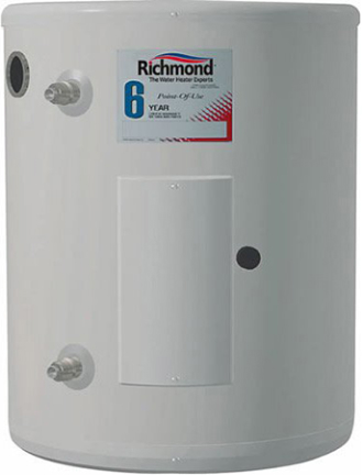 6EP6-1 WATER HEATER 6 YR MED 6 GAL ELECTRIC