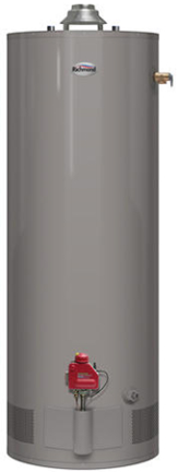 6G30-32F3 WATER HEATER 6 YR TALL 30 GAL NATURAL G