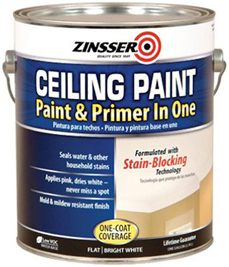 260967 CEILING PAINT WHI GALLON